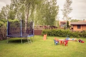 Vaikų žaidimų aikštelė