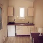 Дуплек деревянный домик - Береза (Четырёхместный)